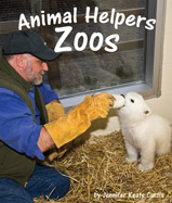 A photographic sneak peak at the extraordinary duties of zookeepers as they not only feed and care for animals, but help to conserve whole species.