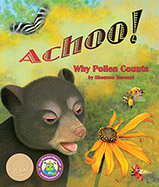 Baby bear is allergic to pollen 