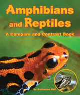 Amphibians and reptiles are similar but different and are often confused. Children ponder the similarities and differences between the two animal classes through stunning photographs and simple, non-fiction text.