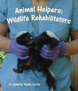 "This photographic journal takes readers ""behind the scenes"" at four different wildlife rehabilitation centers. Fall in love with these animals as they are nursed back to health and released back to the wild when possible. This is the first of a photographic series introducing the different ways and the many people who care for a wide variety of"