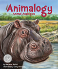 Compare and contrast different animals through predictable, rhyming analogies.