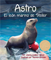 An orphaned sea lion, is found and raised at The Marine Mammal Center in Sausalito, California. When released, he keeps swimming back to the Center, just like a lost dog finding his way home. Based on real events, follow Astro to his current home at the Mystic Aquarium in Connecticut. Written by Jeanne Walker Harvey, Illustrated by Shennen Bersani.