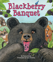Forest animals squeak, tweet, slurp, yip and chomp over the sweet, plump fruit of a wild blackberry bush. But what happens when a bear arrives to take part in the feast?  Written by Terry Pierce, illustrated by Lisa Downey
