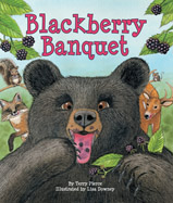 Forest animals squeak, tweet, 