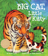 Tiger lives in the jungle but Tiggy 