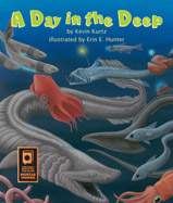 Discover how deep-sea animals survive in the dark ocean habitat and how they attract prey or repel predators.