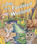 Come along on a journey through the aquatic habitat of a forested wetland. Meet a wide variety of animals that call the soggy forest home.