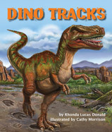 Dinosaur tracks reveal a lot 