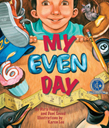In this delightful, rhythmic sequel to One Odd Day, the young boy awakens to find that it is another strange day—now everything is even, and his mother has two heads! Written by Doris Fisher and Dani Sneed and Illustrated by Karen Lee.