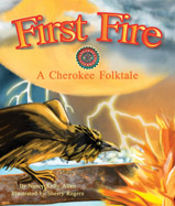 A retelling of a Cherokee 