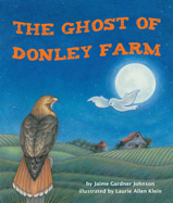 "When Rebecca, the red-tailed hawk, comes meets the barn ""ghost,"" she discovers he is more familiar than expected. Find out what they have in common and how they are different."