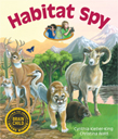 Let's spy on thirteen different habitats and find out who lives there.