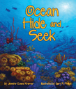 Hidden in forests of kelp, tucked under a shelf of coral, and floating in dark depths, the denizens of the underwater world wait for readers to discover them. Written by Jennifer Evans Kramer and Illustrated by Gary R. Phillips.