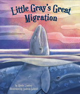 Little Gray loved his lagoon and 