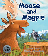 Young Moose is lucky to find a friend 