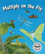 "From pirate bugs to spittlebugs to lovely Luna moths, children will love learning about the world's insects in Multiply on the Fly! Following in the footsteps of What's New at the Zoo? and What's the Difference, this rhythmic book teaches multiplication in a way that will make children ""bug"" you for more."