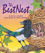 Maggie Magpie patiently explains 