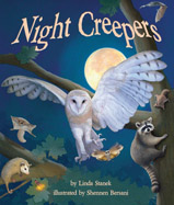 Told with short, lyrical text, young readers 