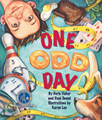 In this humorous, rhythmic, read-aloud story, a young boy awakens to find that everything around him is odd…and learns some valuable math lessons along the way. Written by Doris Fisher and Dani Sneed and Illustrated by Karen Lee.