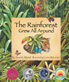 "Children learn about the wide variety of creatures lurking in the lush Amazon rainforest in this award-winning adaptation of ""The Green Grass Grew All Around."""