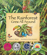 Children learn about the wide 