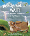A hurricane forms over ocean. Humans board up windows, gather food and supplies, and then wait for the storm to arrive. But what to wild animals do? Written by Patti Zelch, Illustrated by Connie McLennan.