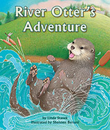 When a young river otter sneaks 