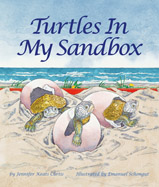 "When a diamondback terrapin lays eggs in a girl's sandbox, she becomes a ""turtle-sitter."" She learns about these animals and makes an important contribution to their survival."