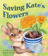 Kate wants to save her flowers 