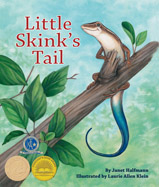 When Little Skink loses her 