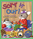 It's time for Packy the Packrat to sort through his ever-growing collection of trinkets and put them away. Told in rhyme, the text leads the reader to participate in the sorting process. Written by Barbara Mariconda and Illustrated by Sherry Rogers.