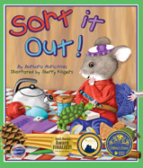 It's time for Packy the Packrat 