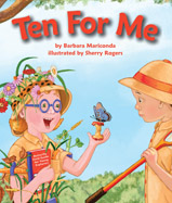 Two friends search for butterflies ... 