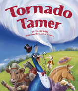 A town plagued by tornadoes 