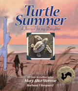 A companion book to Mary Alice Monroe&#8217;s <em>Swimming Lessons</em>, this photo journal explains the nesting cycle of sea turtles and natural life along the southeastern coast.