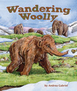 Little Woolly is swept downstream 