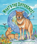 What's the Difference? weaves subtraction 