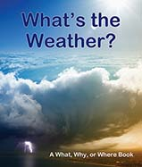 Weather changes daily. 