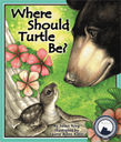 When tiny turtle breaks free of his shell, he's ready to set out for his new home. But when a wrong turn takes him off tack, how will he find where that home is? Written by Susan Ring and Illustrated by Laurie Allen Klein.