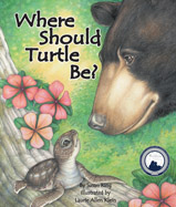 When tiny turtle breaks free of his 