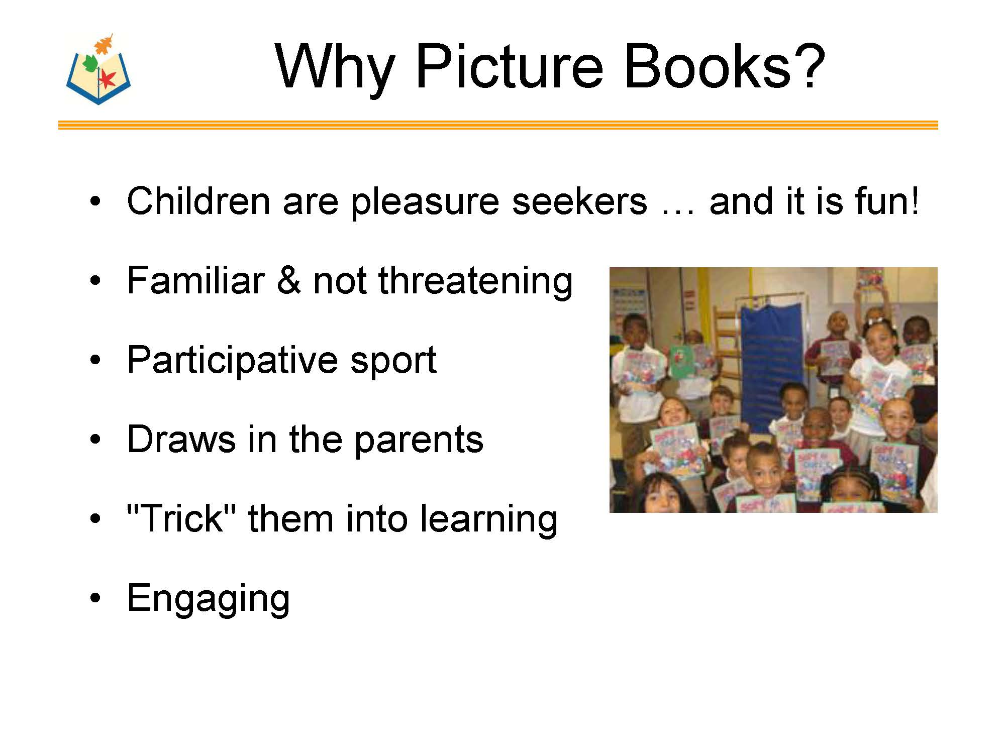 Picture Book Approach Presentation